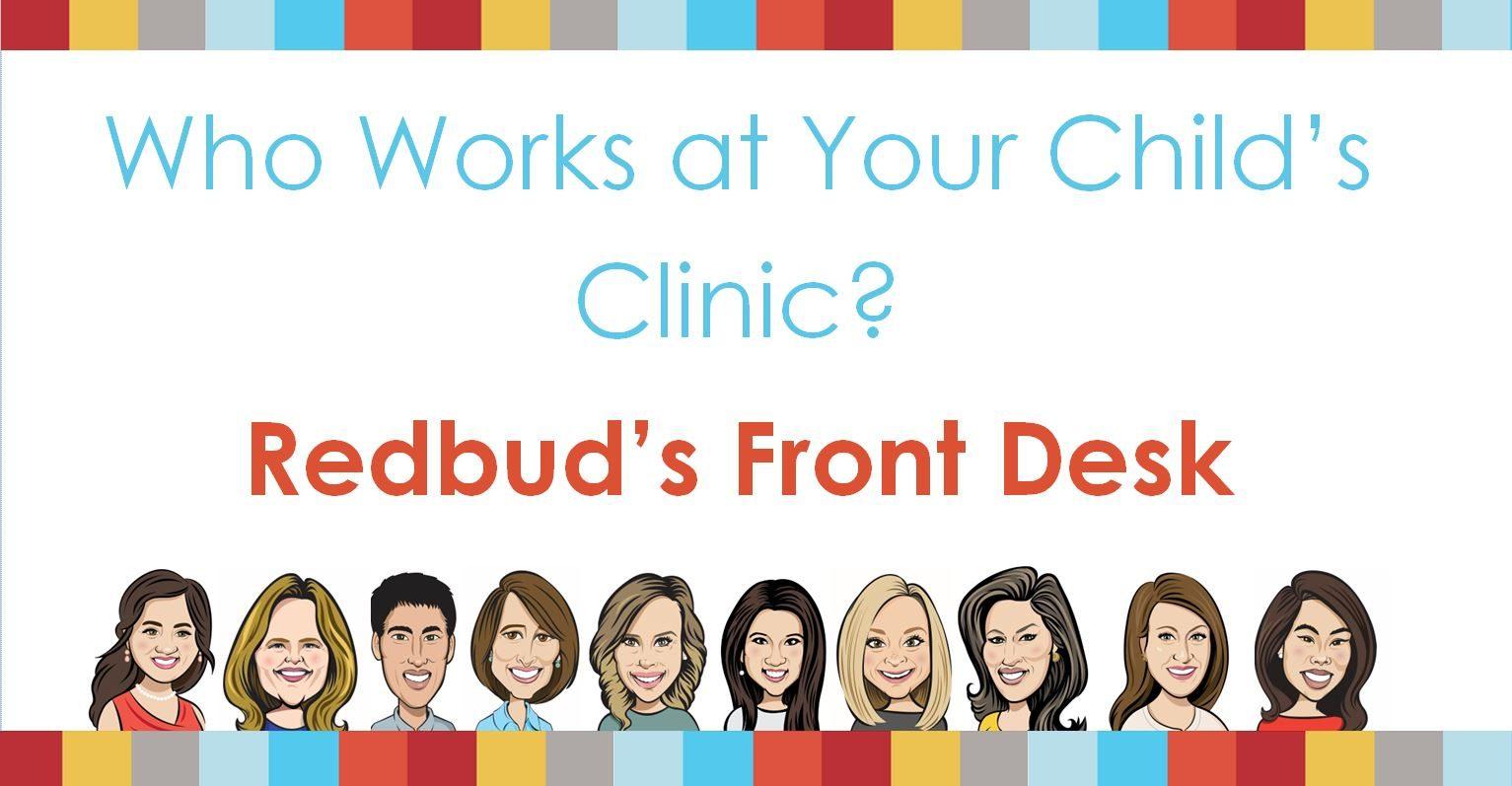 Who Works At Redbud – Front Desk White