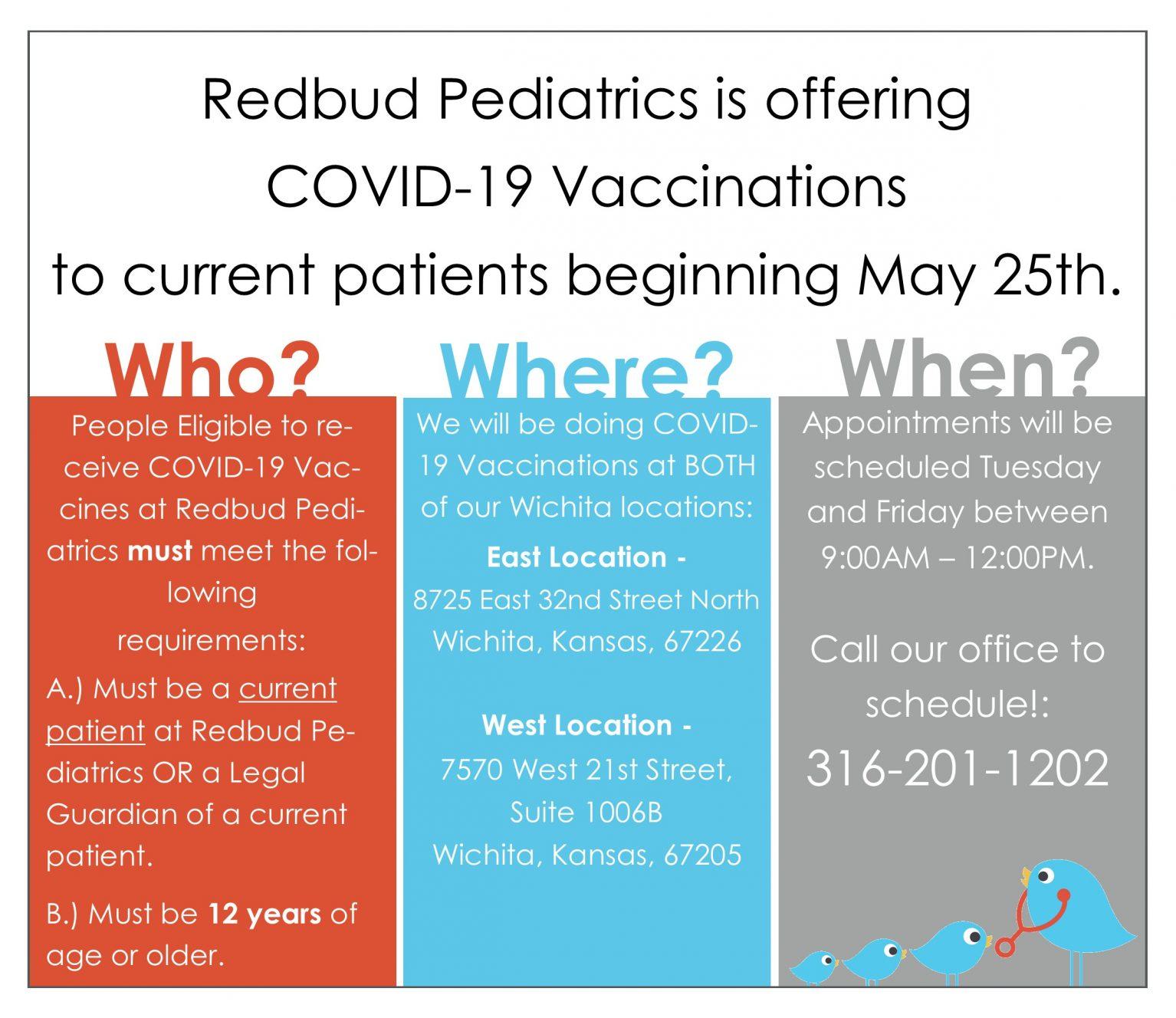 COVID 19 Vaccine Announcement