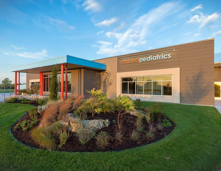 Redbud Pediatrics East Wichita Location