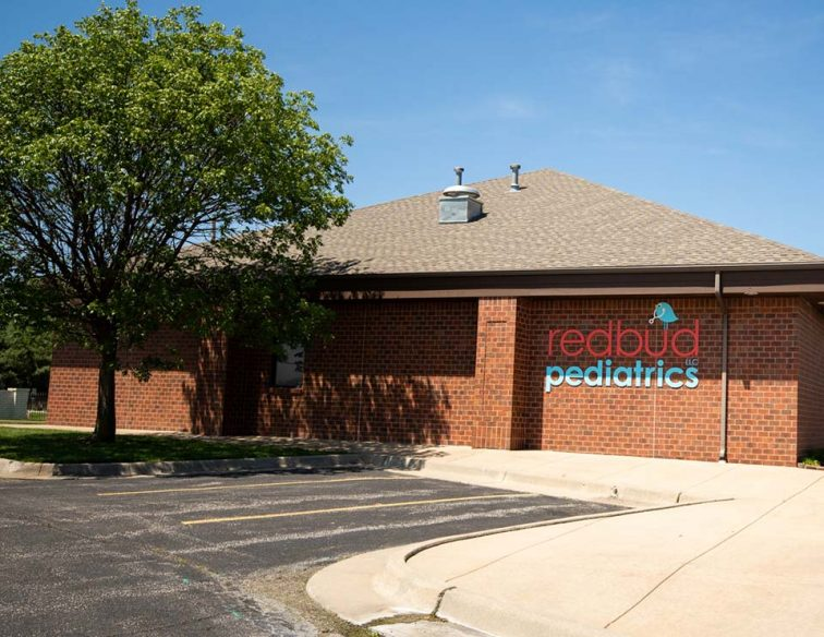 Redbud Pediatrics West Wichita Location