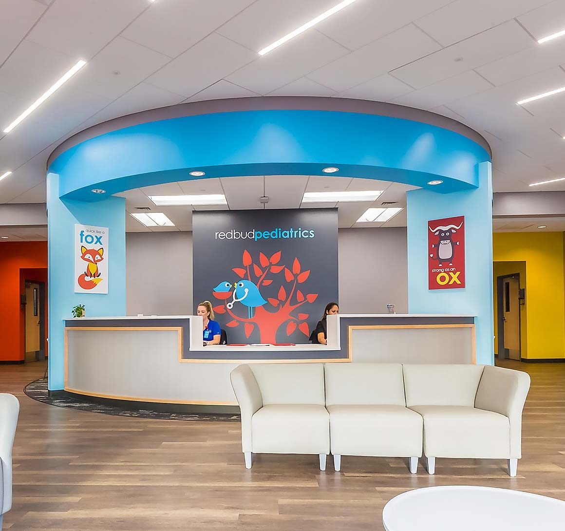 Redbud Pediatrics Wichita KS Contact And Location Information