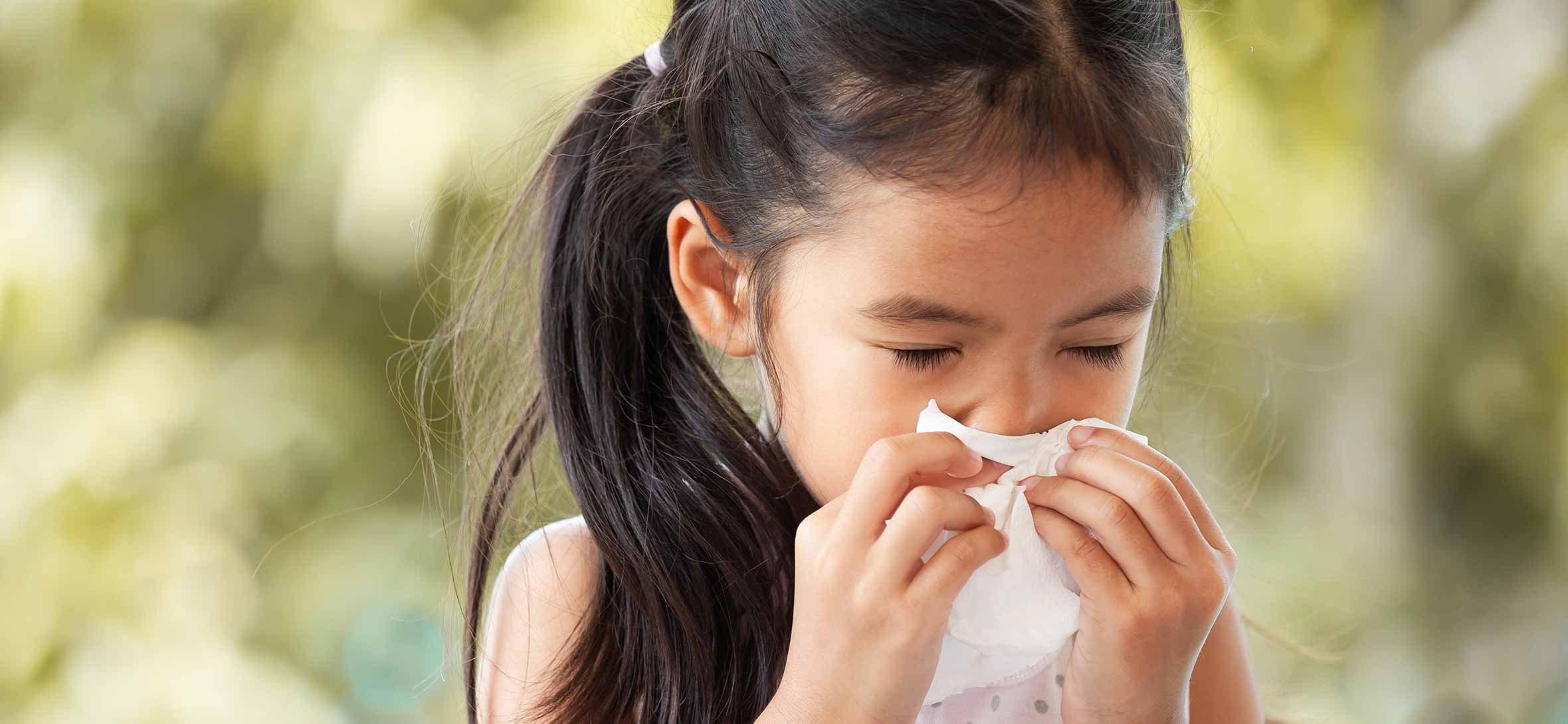 Articles And News Allergies Vs Colds Redbud Pedatrics Wichita KS