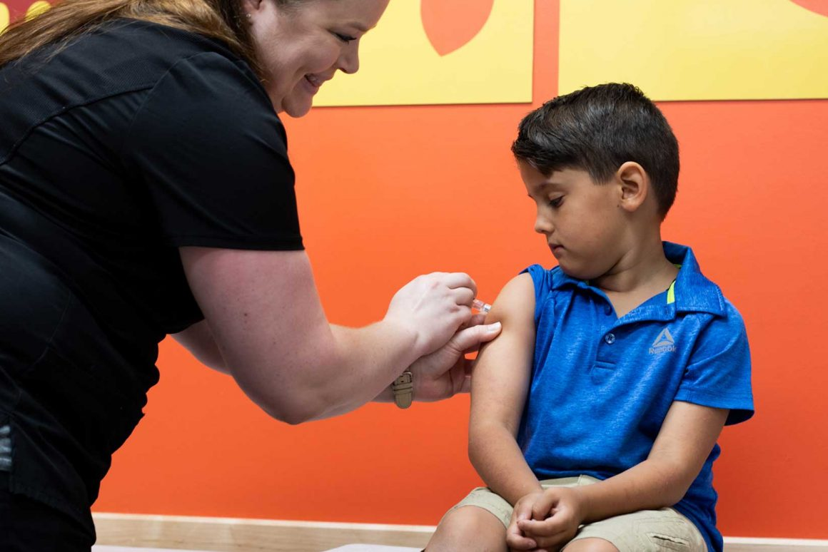 Articles And News Its That Time Of Year Again Flu Vaccine Season Redbud Pedatrics Wichita KS