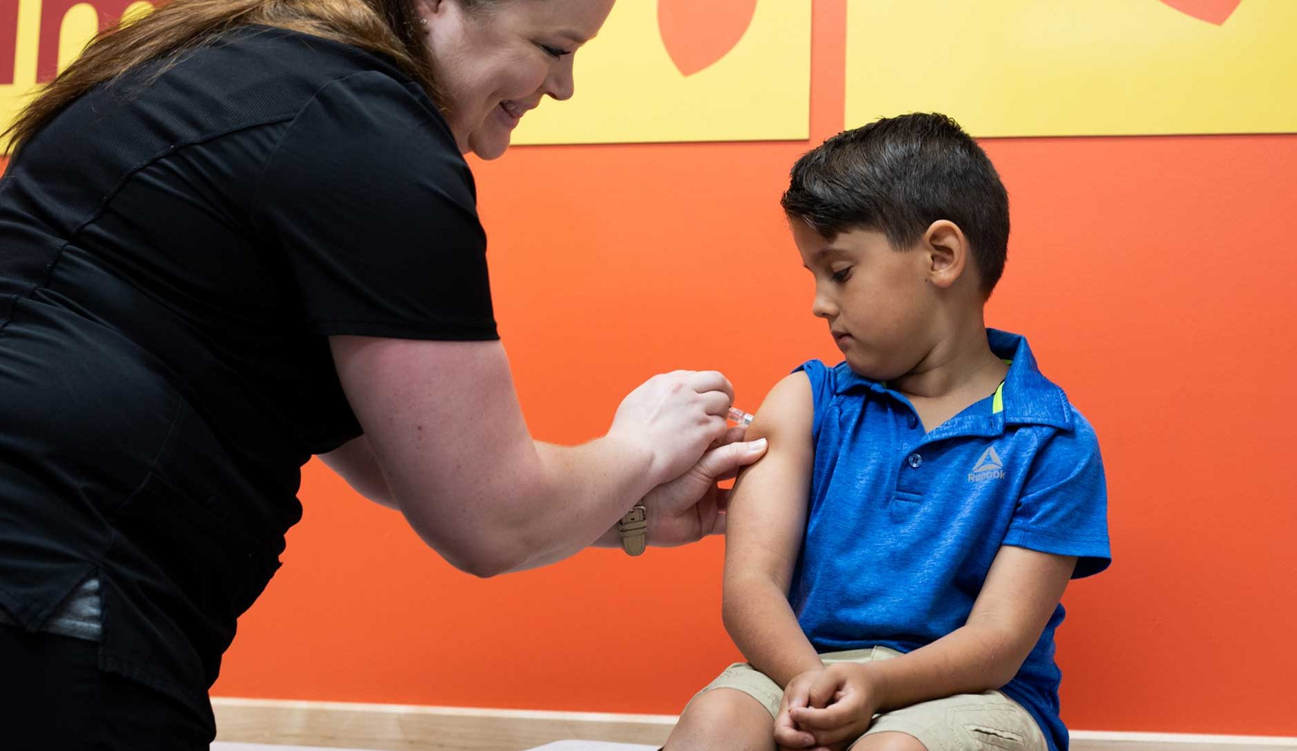 Articles And News Its That Time Of Year Again Flu Vaccine Season Redbud Pedatrics Wichita KS